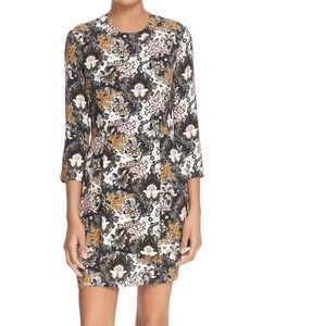A.LC. Tordi silk mini dress